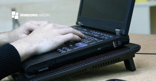 Laptop Bakımı Ve Soğutma