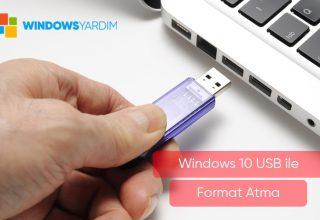 Usb ile Windows 10 Nasıl Kurulur? 2021